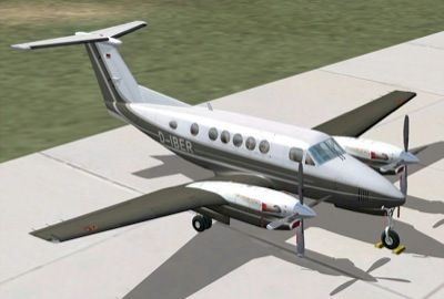 Beechcraft Super King Air 300