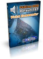 Default 737 Voice commander