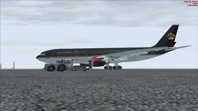 Royal Jordanian Airbus A330-200 for FSX