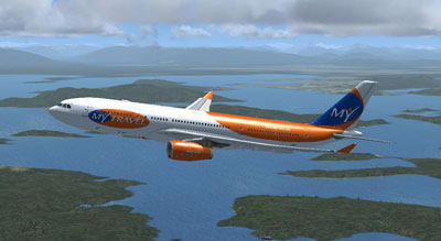 My Travel Airways Airbus A330-200 for FSX