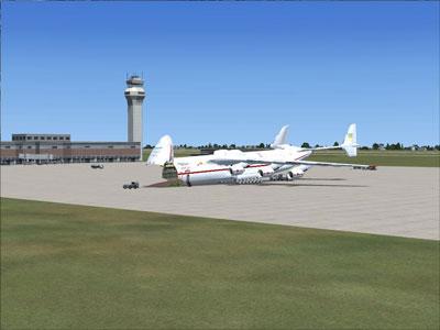 Antonov An-225 for FSX