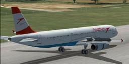 FSX Austrian Airlines Airbus A321