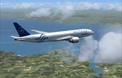 777 China Airlines