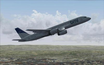 BMI Boeing 757-200 G-STRY.