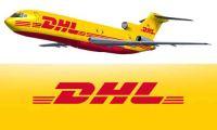 DHL Boeing 727-200.