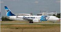 FSX Egyptair Boeing 737-800 on runway.