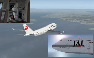 JAL''s 100th Boeing 747
