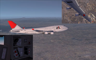 JAL 747-400 new colors