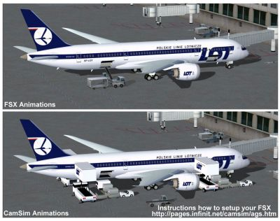 LOT Polish Airlines Boeing 787-8.