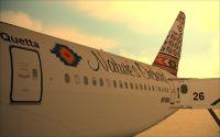 PIA Boeing 777-240ER.