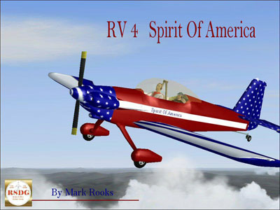 RV4 Spirit of America