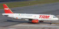 TAM Airbus A321.