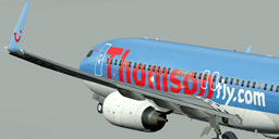 Thomsonfly 737 for FSX