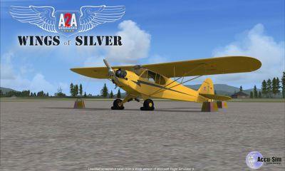 A2A Piper J-3 Cub