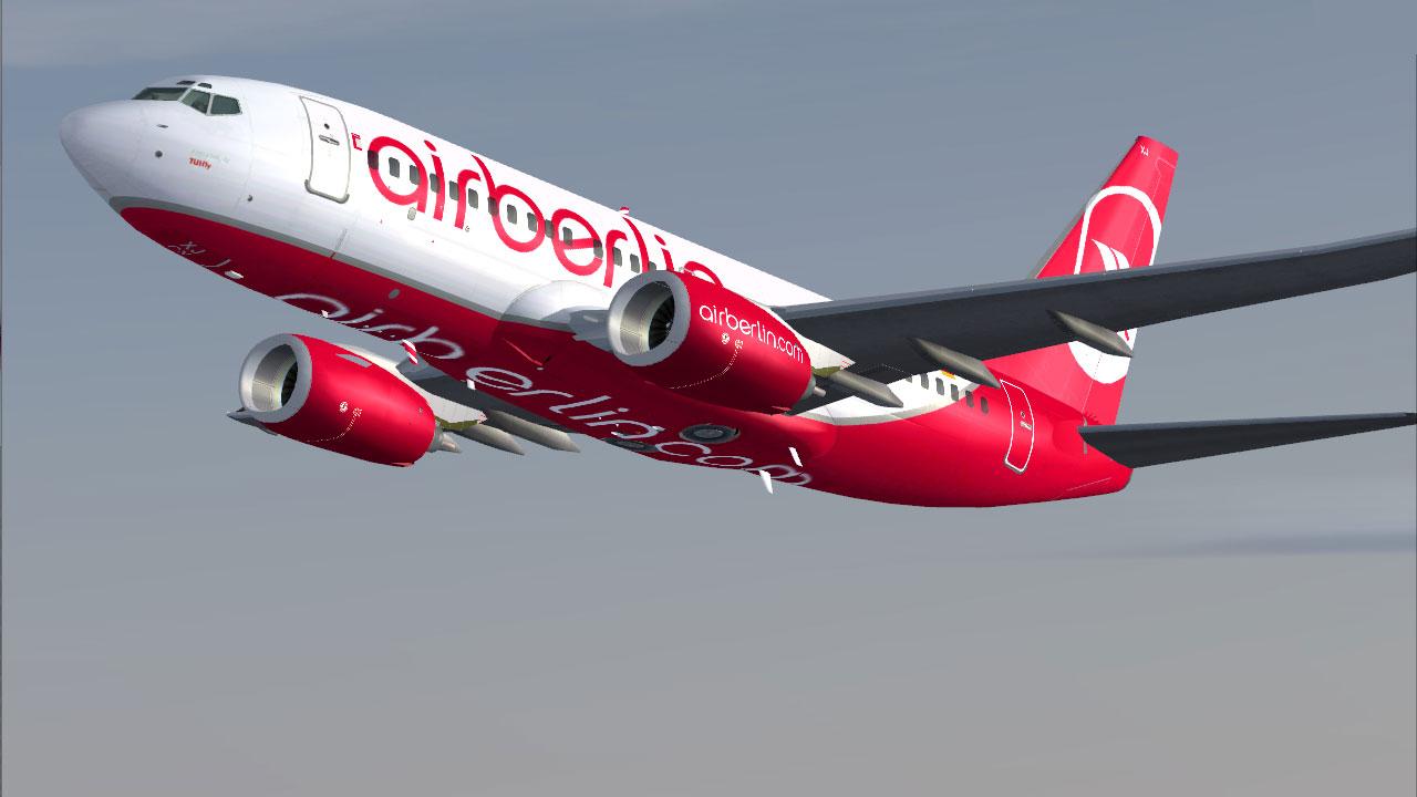 Air Berlin Boeing 737-700 for FSX