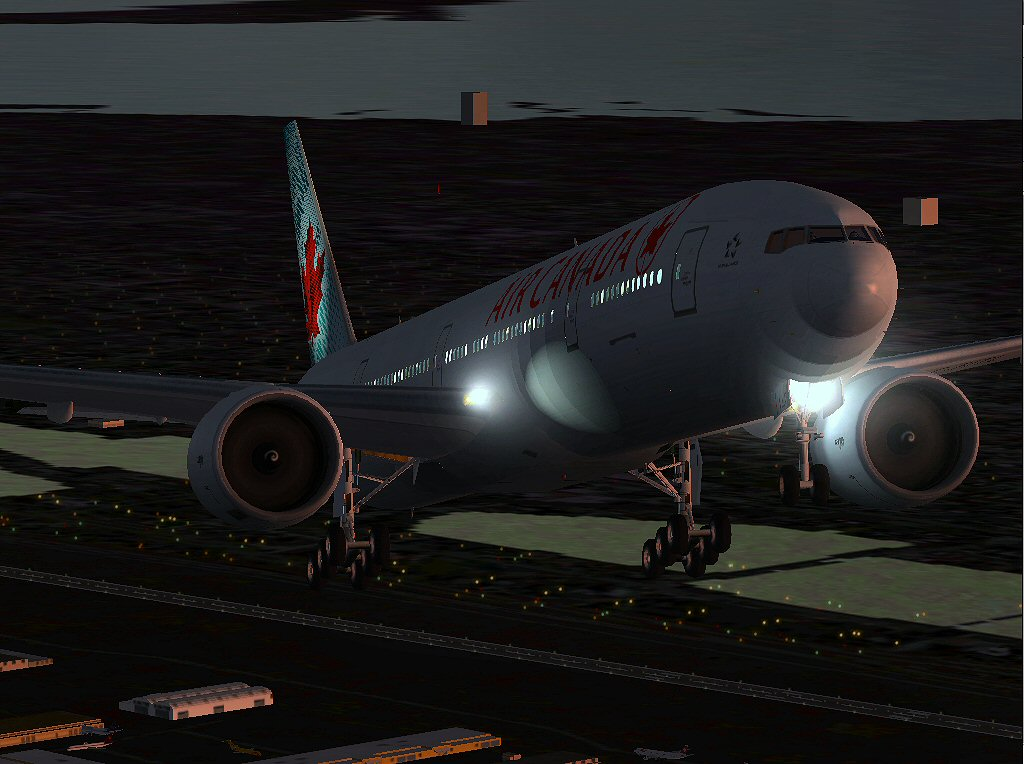 air canada boeing 777 300 for fsx. Black Bedroom Furniture Sets. Home Design Ideas