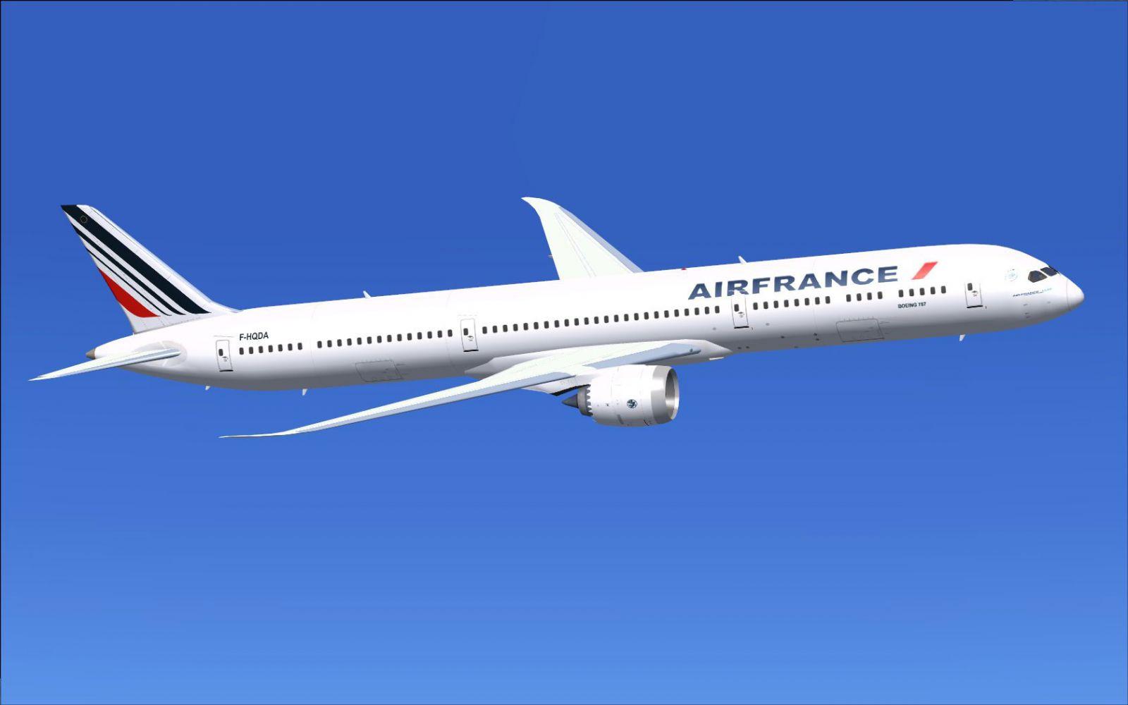 air france boeing 787 10 for fsx. Black Bedroom Furniture Sets. Home Design Ideas