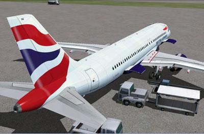 Just Flight's A320 Jetliner package for Microsoft Flight Simulator X