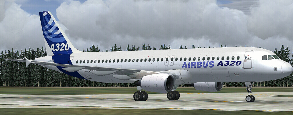 Airbus Industrie House A320 for FSX