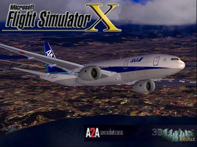 All Nippon Airways Boeing 777-300.