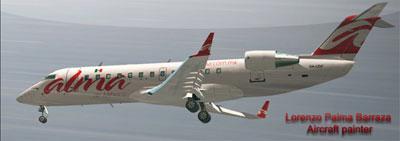 FSX Alma CRJ 200