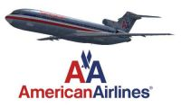 American Airlines Boeing 727-200.