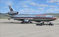 American Airlines Douglas DC-10-10.