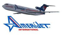 Amerijet Boeing 727-200.