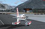 Bella Coola Airport Scenery