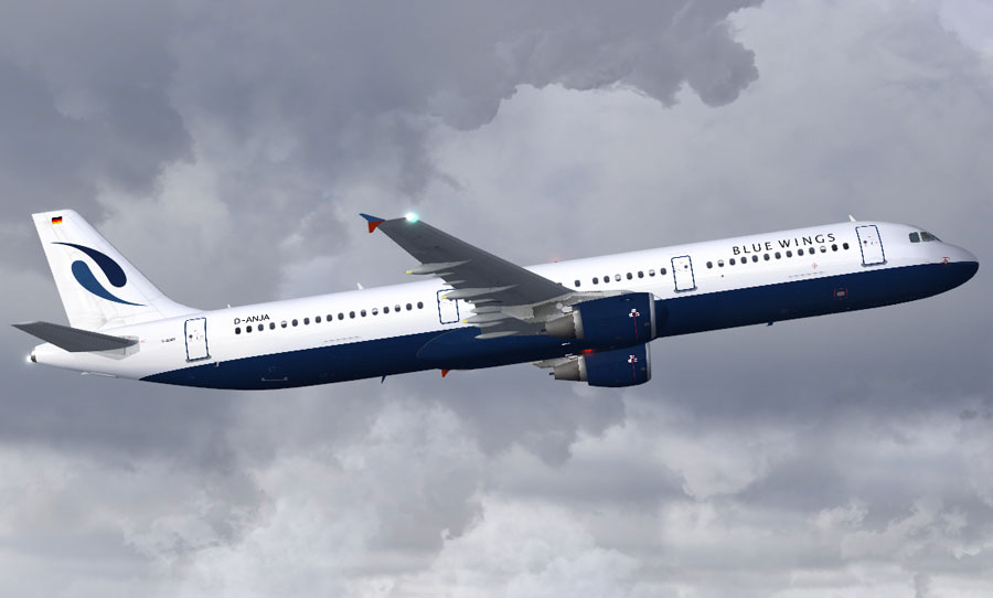 A321 Wing Images - Reverse Search
