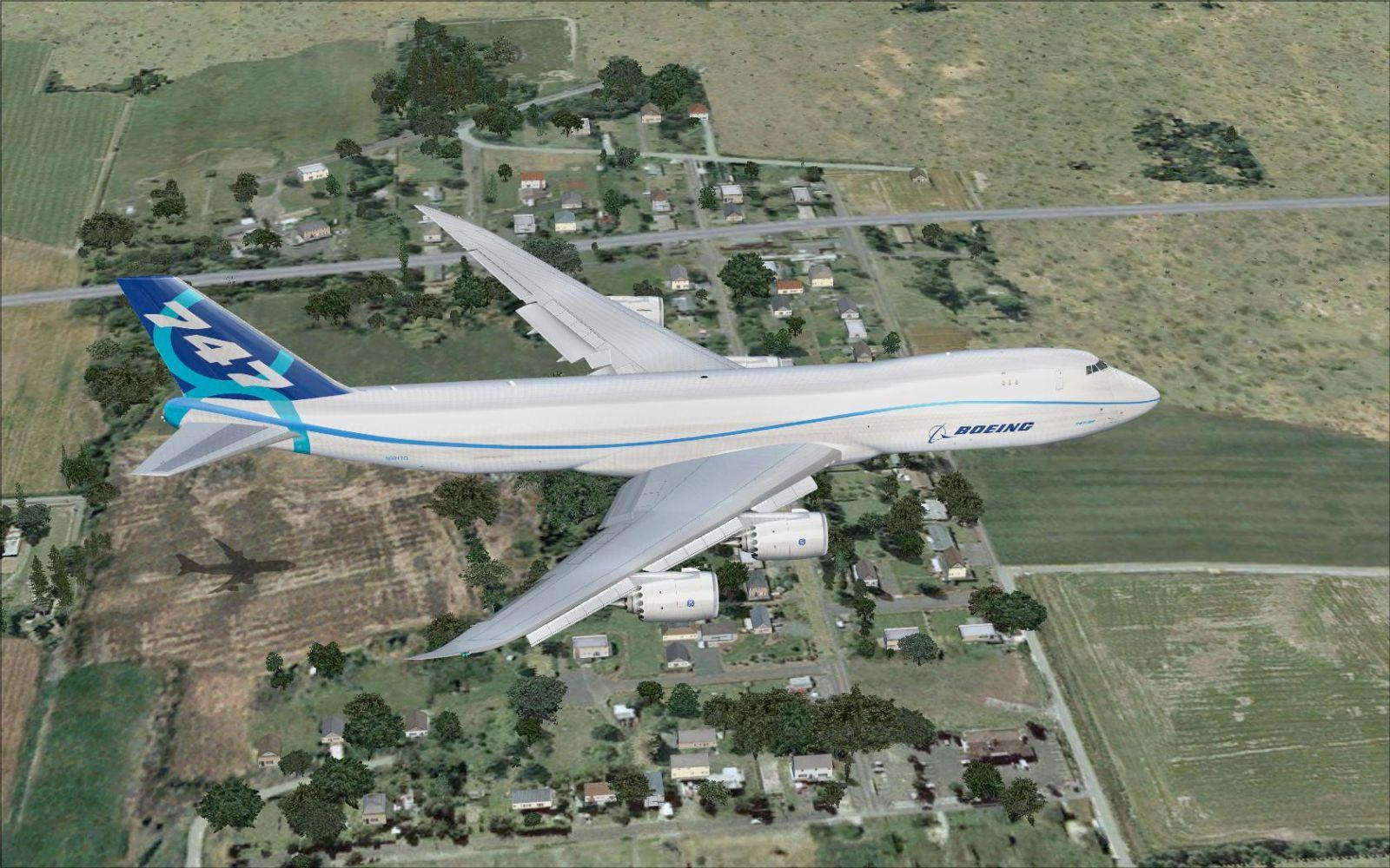 The Release of Microsoft Flight Simulator X