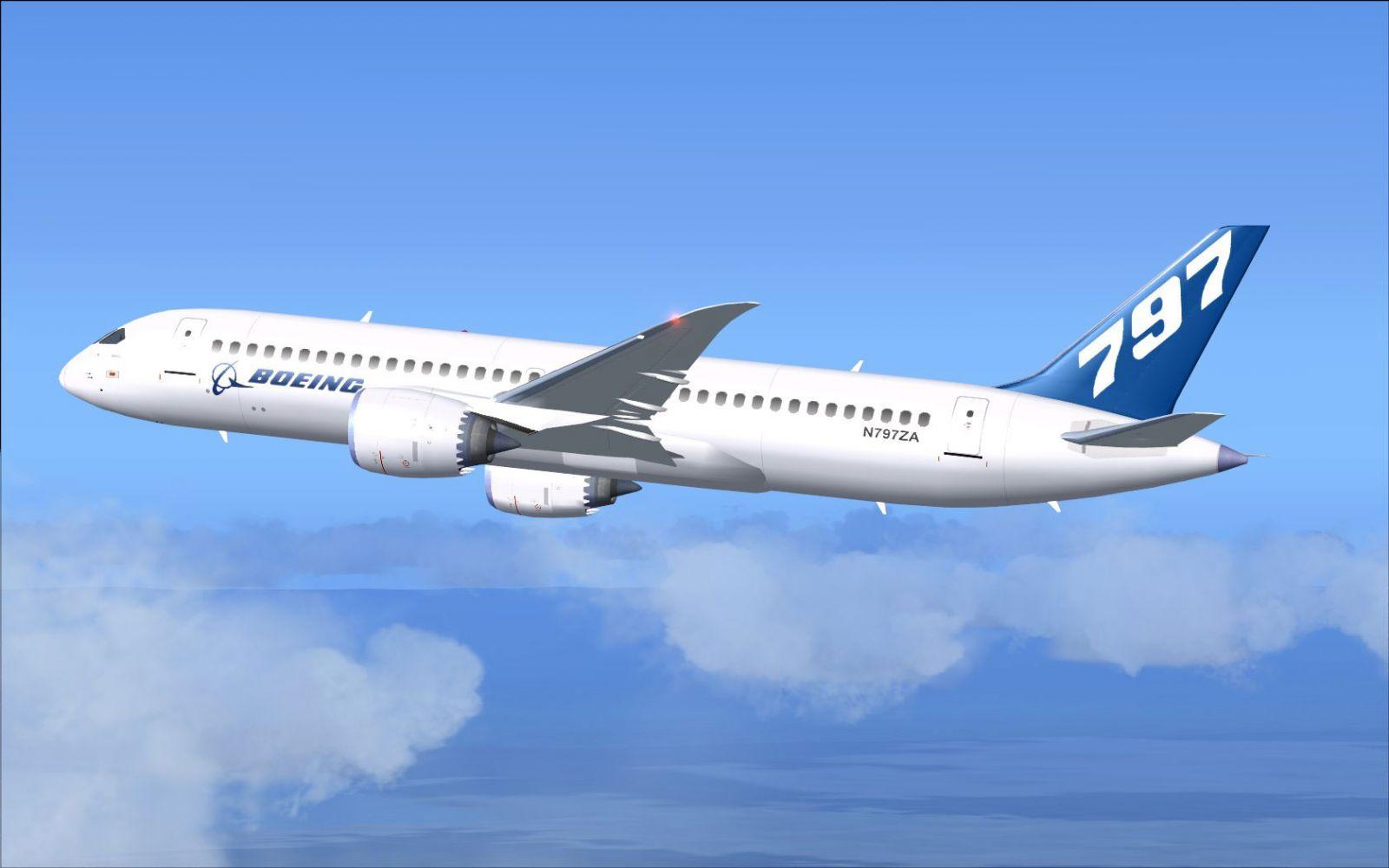 Boeing V Fsx on Airplane Engine Start Up