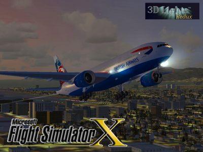 British Airways Boeing 777-200ER.