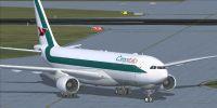 Cargoitalia Airbus A330-200F.