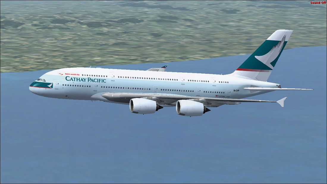 Boeing 777-300ER // Credit: Cathay Pacific
