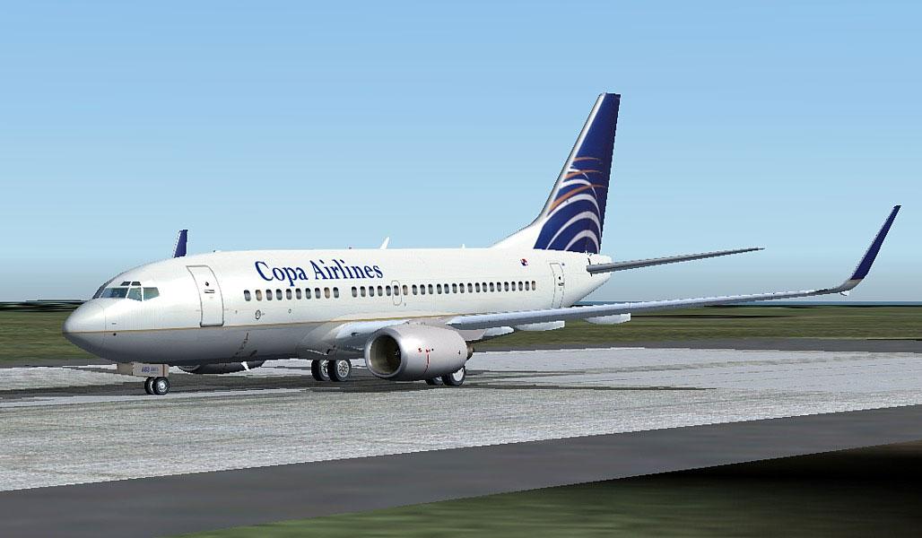Файл: Boeing 737-700.  Flight Dynamics By: Shawn Anderson.