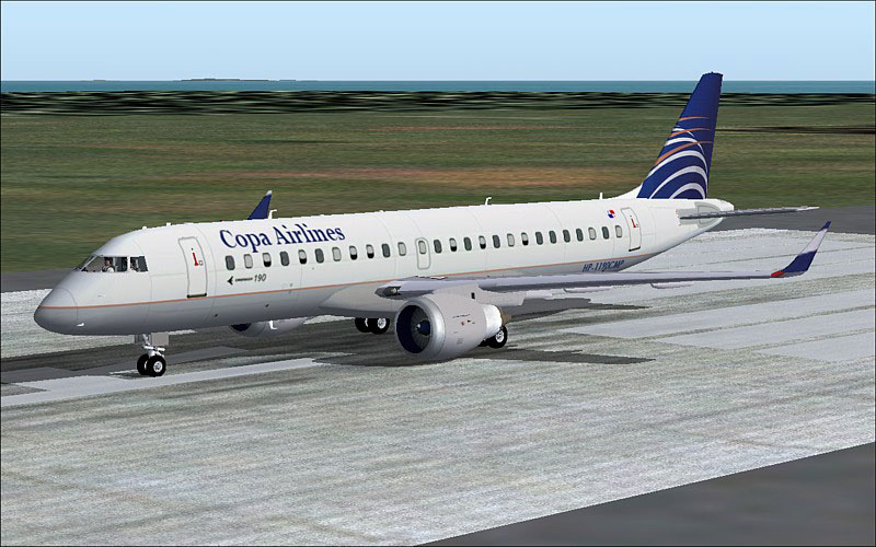 Copa Airlines 737 800 With Boeing Sky Interior Picture Face