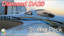 Diamond DA20 sound pack