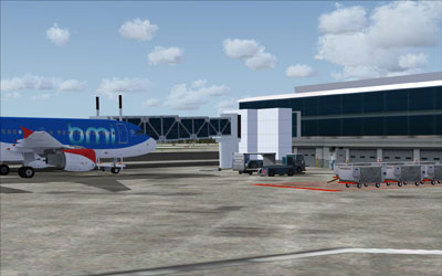 Dublin Airport scenery for FSX