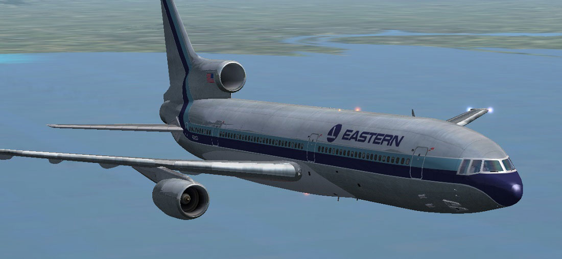 Eastern Airlines L1011 Tristar for FSX