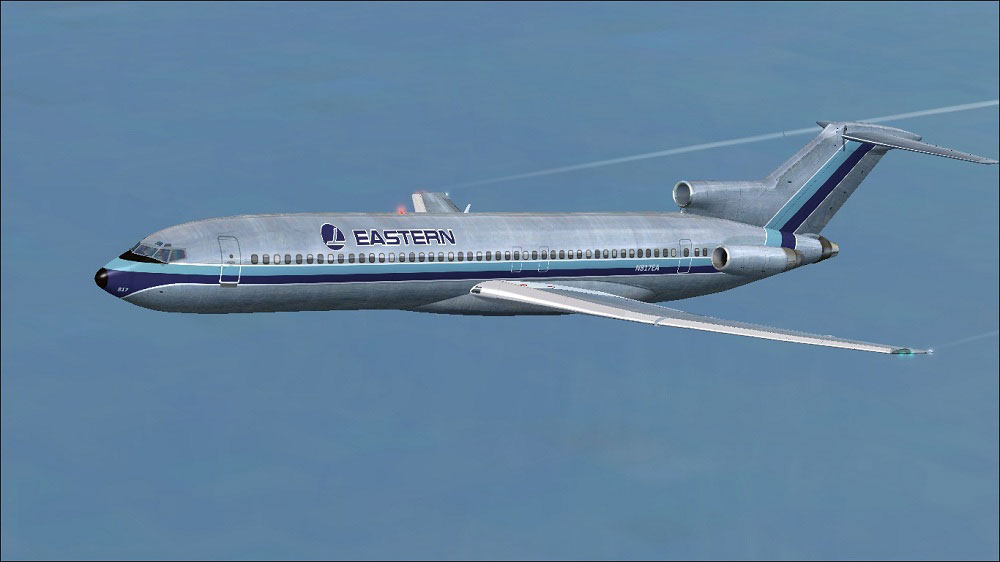Eastern Airlines Boeing 727 200 For Fsx