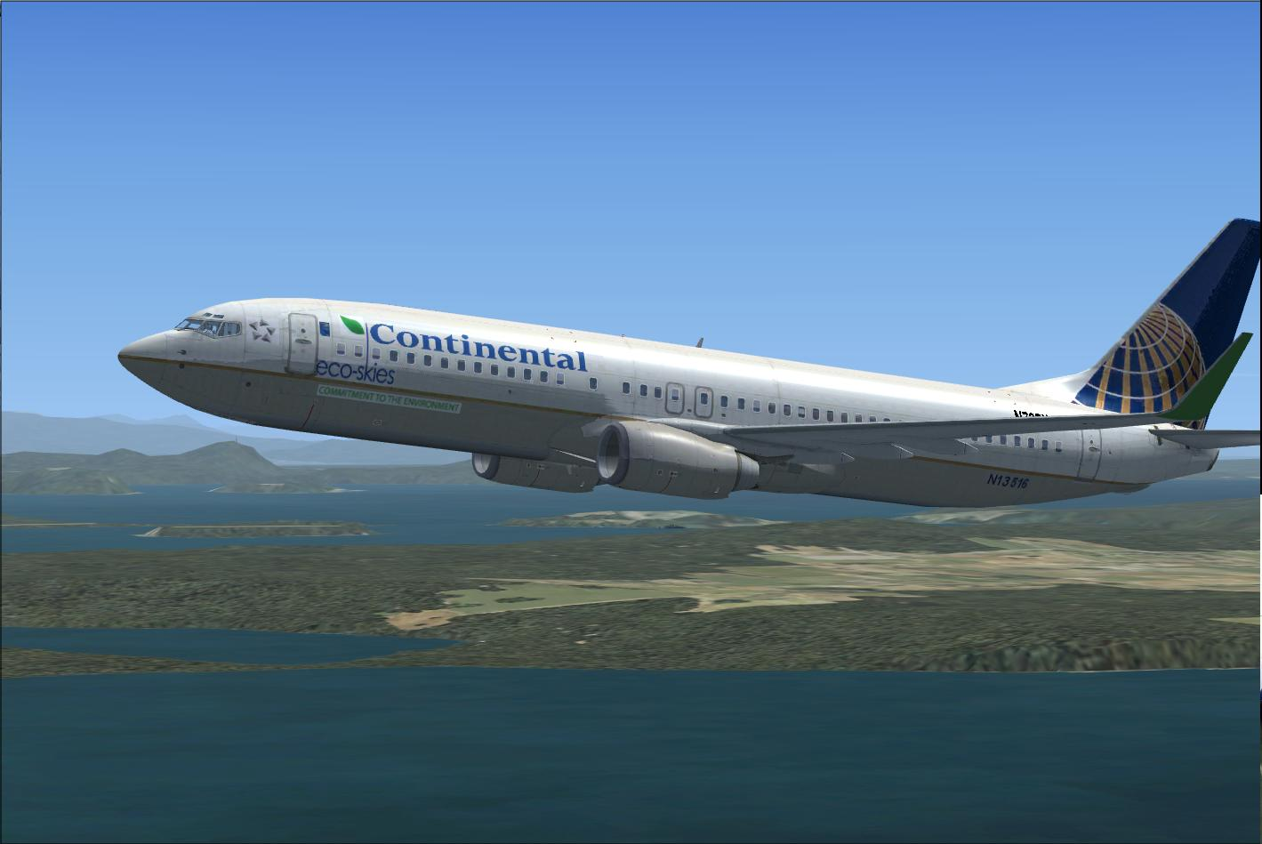 how to fly a 737 in fsx