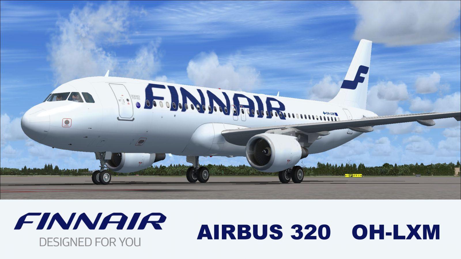 Airbus A380 Finnair