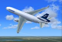 Finnair Cargo McDonnell Douglas MD-11.