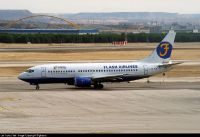 Flash Airlines Boeing 737-800.