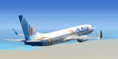Flydubai Boeing 737-800 for FSX