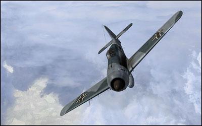 Focke Wulf Fw 190 A in FSX