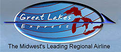 Great Lakes Express Virtual Airlines company logo