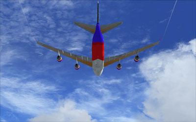 FSX Boeing 747-400