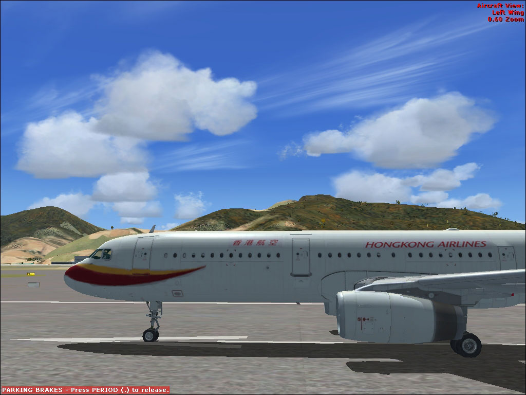 hong kong airlines airbus a321 for fsx. Black Bedroom Furniture Sets. Home Design Ideas